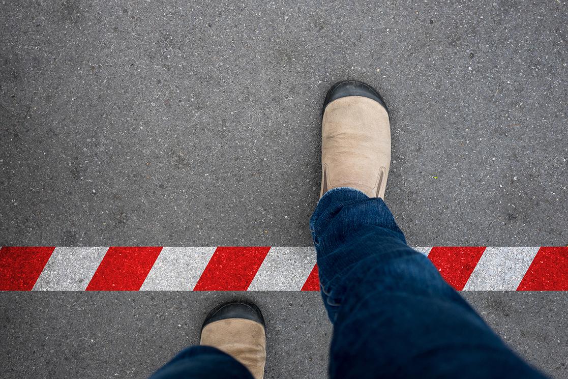 Boundary Crossings